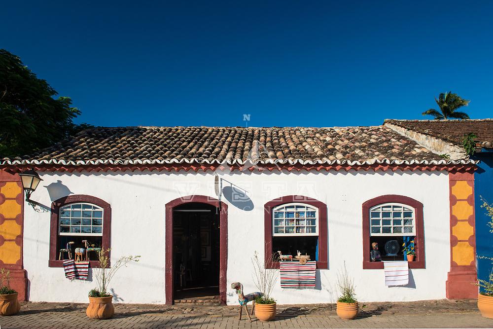 Centro Cultural Casa Açoriana Artes e Tramóias Ilhoas, Santo Antonio de Lisboa, Florianópolis, Santa Catarina, foto de Ze Paiva - Vista Imagens