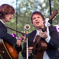 Milk Carton Kids, Green River Festival, Greenfield, MA