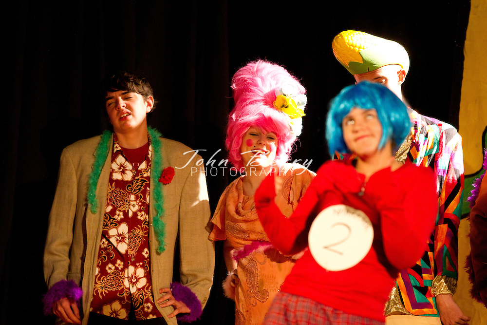 """November/11/11:  MCHS Drama:  """"The Seussification of Romeo and Juliet"""""""