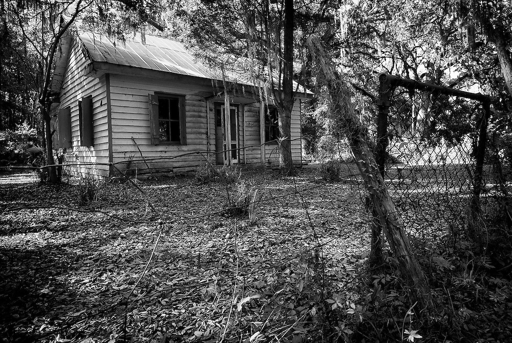 There are many of the old Gullah homes still standing on Daufuskie Island, although many are in disrepair. A new program seeks to restore many of the homes after which they would be temporarily available for vacationers to rent. After the rental income helps underwrite the renovation costs, they would be returned to the homeowner.
