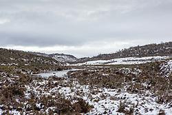 The Ouse River, Central Highlands, Tasmania