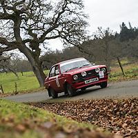 Car 53 Simon Mellings / Henry Carr - Ford Escort