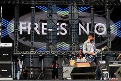 Show da banda Fresno no Planeta Atlântida 2013/RS, que acontece nos dias 15 e 16 de fevereiro na SABA, em Atlântida. FOTO: Marcos Nagelstein/Preview.com