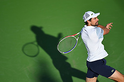 March 8, 2019 - Indian Wells, USA - Jeremy Chardy  (Credit Image: © Panoramic via ZUMA Press)