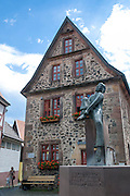 Stadtmühle, Touristinformation, Lauterbach, Vogelsberg, Hessen, Deutschland | town mill, tourist information, Lauterbach, Vogelsberg, Hesse, Germany