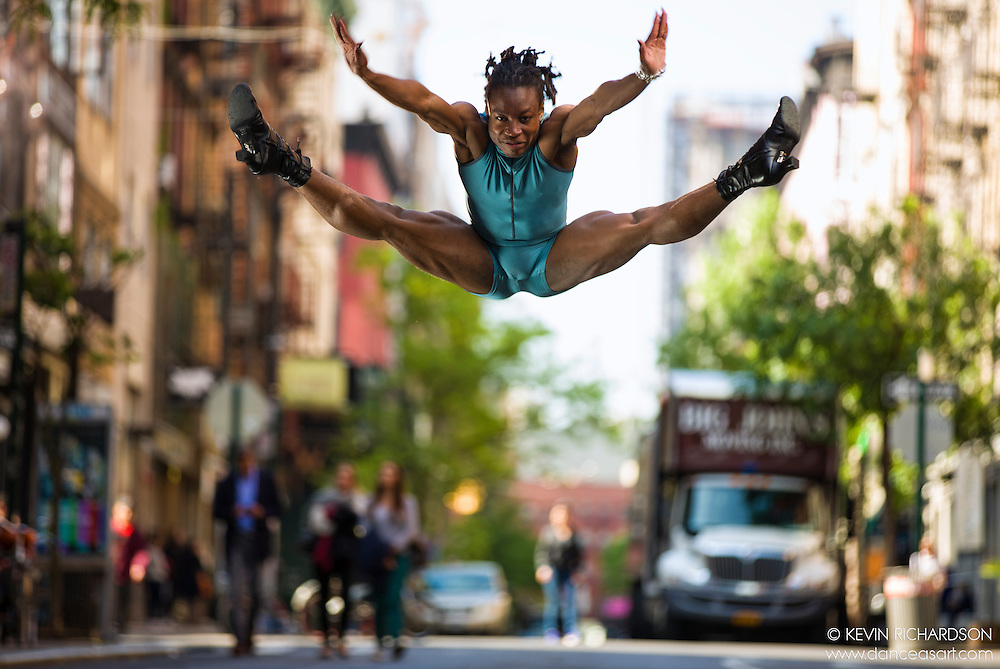 Dance As Art The New York City Photography Project Lower East Side Series with dancer Kevin Mimms