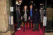 TAMARA ECCLESTONE; ROB MONTAGUE, Cirque de Soleil London premiere of Quidam. Royal albert Hall. 6 January 2009