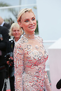 """CANNES, FRANCE - MAY 21:  Inna Zobova attends the """"The Search"""" Premiere  at the 67th Annual Cannes Film Festival on May 21, 2014 in Cannes, France.  (Photo by Tony Barson/FilmMagic)"""