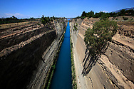 The Corinth Canal<br />