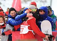Men - Snowboarding Big Air Final - 24 February 2018