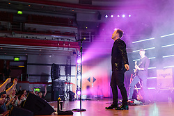 Jason Donovan at Symphony Hall, Birmingham, United Kingdom<br /> Picture Date: 18 March, 2016