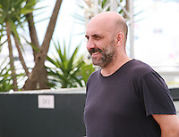 Director Gaspar Noé  at the Love film photo call at the 68th Cannes Film Festival Thursday May 21st 2015, Cannes, France.