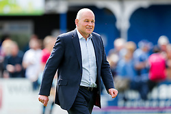 Bristol Rugby Director of Rugby Andy Robinson - Mandatory byline: Rogan Thomson/JMP - 01/05/2016 - RUGBY UNION - Goldington Road - Bedford, England - Bedford Blues v Bristol Rugby - Greene King IPA Championship Play Off Semi Final 1st Leg.