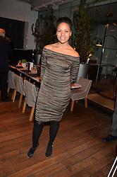 RACHEL BARRETT at the Liberatum Cultural Honour For Sir Terence Conran Dinner held at the Sanderson Hotel, Berners Street, London on 19th November 2013.