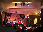 Flamenco club, Madrid, Spain