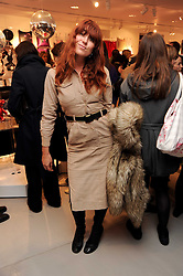 KIM SION at the H&M Home Launch held at 174-176 Oxford Street, London W1 on 2nd November 2010.