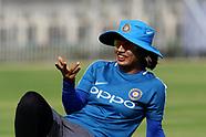 Cricket - India Women's Practice at Vadodora 14th March 2018