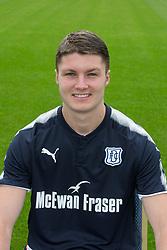 Dundee's Jordan Piggott