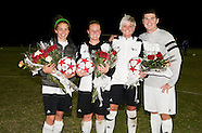OC Soccer Senior Night - 11/2/2010