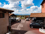 At Argiolas Winery near Cagliari