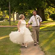 Josh and Nikki Wedding