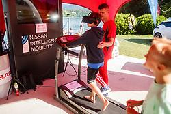 Nocna 10ka 2018, traditional running around Bled's lake, on July 14, 2018 in Bled, Slovenia. Photo by Grega Valancic / Sportida