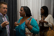 CHARLIE HANSON; DIANE ABBOTT; ; ADE SOLANKE June Sarpong  celebrates launch of her new political website, PoliticsAndTheCity.com. Institute Of Contemporary Arts (ICA), The Mall, London, SW1 8 July 2008 *** Local Caption *** -DO NOT ARCHIVE-© Copyright Photograph by Dafydd Jones. 248 Clapham Rd. London SW9 0PZ. Tel 0207 820 0771. www.dafjones.com.