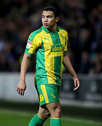 West Bromwich Albion's Jefferson Montero during the Sky Bet Championship match at Loftus Road, London.