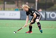 BLOEMENDAAL -  Klaas Vermeulen (A'dam) . Hockey hoofdklasse heren, Bloemendaal-Amsterdam (2-0) . COPYRIGHT KOEN SUYK