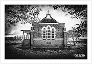 The beautiful Presbyterian church at Matheson, between Inverell and Glen Innes [Matheson, NSW]<br /> <br /> To order please email orders@girtbyseaphotography.com quoting the image title or reference number, and your preferred print size. You will receive a quick reply recommending print media options to best suit your chosen image, plus an obligation-free quotation. See the pricing page for current standard size prices.