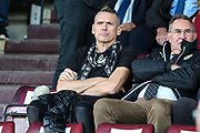 Forest Green Rovers Chairman Dale Vince during the EFL Sky Bet League 2 match between Northampton Town and Forest Green Rovers at Sixfields Stadium, Northampton, England on 13 October 2018.