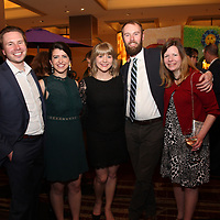 Johnathan Hummel, Amy Doerr, Amy Determan, Charles and Cici Tompkins