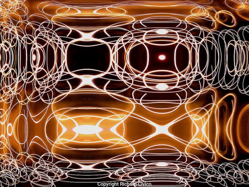 Kaleidoscopic Neon