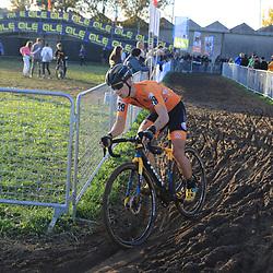 10-11-2019: Wielrennen: Europees Kampioenschap Veldrijden: Silvelle <br />Lars van der Haar