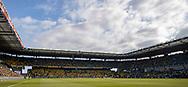 Sydsiden under kampen i 3F Superligaen mellem Brøndby IF og Silkeborg IF den 14. juli 2019 på Brøndby Stadion (Foto: Claus Birch)