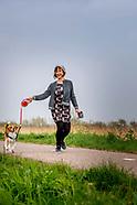 Jannie van der Ploeg Hond- Romeo