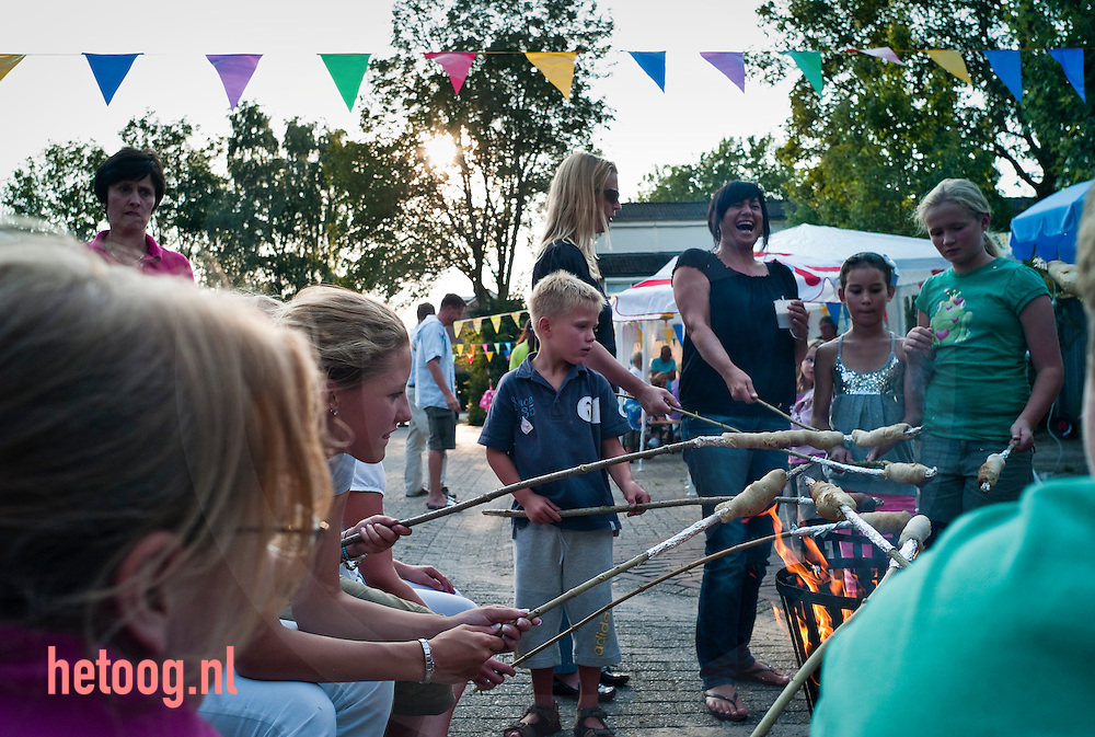 straatfeest 2009 amelinkhorst augustus 14 15 16
