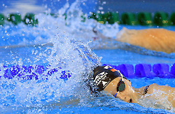 Nina Cesar, Women`s 400m Freestyle, at 3rd day of Heats of LEN European Short Course Swimming Championships Rijeka 2008, on December 13, 2008,  in Kantrida pool, Rijeka, Croatia