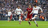 Tottenham Hotspur v Liverpool 22/10/2017