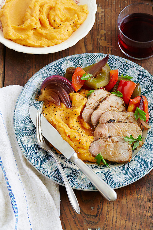 Pork Tenderloin Slow-Cooker