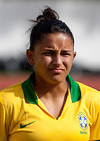 "Fifa Woman's Tournament - Olympic Games Rio 2016 -  <br /> Brazil National Team - <br /> Debora Cristiane de Oliveira  "" Debinha """