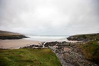 Beach on the North Atlantic, Ring of Kerry, Ireland