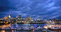 The Cincinnati skyline taken from Kentucky<br /> <br /> 2006 Light Up Cincinnati first place winner