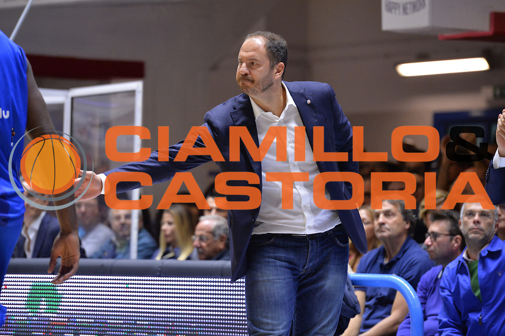Diana Andrea<br /> Happycasa Brindisi - Germani Basket Brescia<br /> Legabasket serieA2017-2018<br /> Brindisi , 29/10/2017<br /> Foto Ciamillo-Castoria/