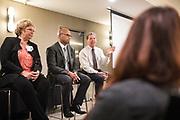 Good Samaritan Hospital host their annual Breast Cancer Symposium at Toll House Hotel in Los Gatos, California, on October 3, 2018. (Stan Olszewski/SOSKIphoto)