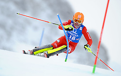29.12.2014, Hohe Mut, Kühtai, AUT, FIS Ski Weltcup, Kühtai, Slalom, Damen, 1. Durchgang, im Bild Chiara Costazza (ITA) // Chiara Costazza of Italy in action during 1st run of Ladies Slalom of the Kuehtai FIS Ski Alpine World Cup at the Hohe Mut Course in Kuehtai, Austria on 2014/12/29. EXPA Pictures © 2014, PhotoCredit: EXPA/ Erich Spiess