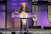 February 8, 2013: NASCAR Hall of Fame induction ceremony. Mark Martin
