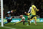 Norwich City v Tottenham Hotspur 311012