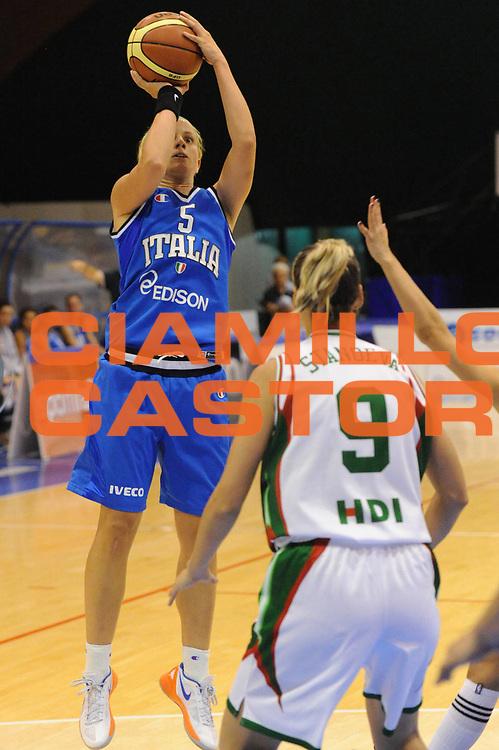 DESCRIZIONE : Pomezia Raduno Collegiale Nazionale Italiana Femminile Italia Bulgaria<br /> GIOCATORE : martina fassina<br /> CATEGORIA : tiro<br /> SQUADRA : Nazionale Italia Donne <br /> EVENTO : Raduno Collegiale Nazionale Italiana Femminile <br /> GARA : Italia Bulgaria<br /> DATA : 24/05/2012 <br /> SPORT : Pallacanestro <br /> AUTORE : Agenzia Ciamillo-Castoria/GiulioCiamillo<br /> Galleria : Fip Nazionali 2012<br /> Fotonotizia : Pomezia Raduno Collegiale Nazionale Italiana Femminile Italia Bulgaria<br /> Predefinita :