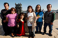 PMM150309#Alvaro, Laurinda, Teresa, Isabel, Margarida and Vitor, in a reunion to make the first Litlle People Association of Portugal, all together in Lisbon.